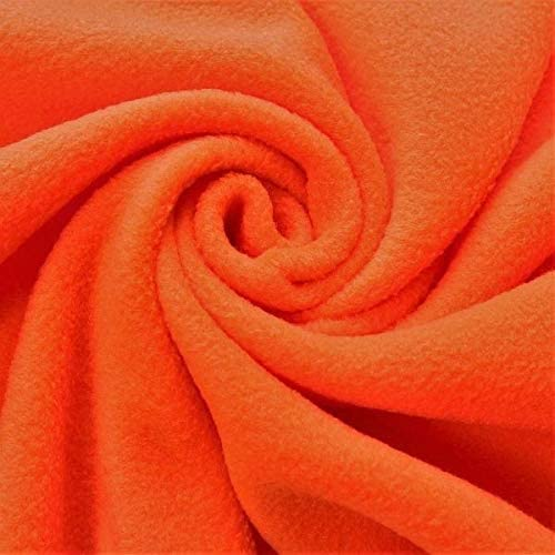 Soft Polar Fleece - Orange