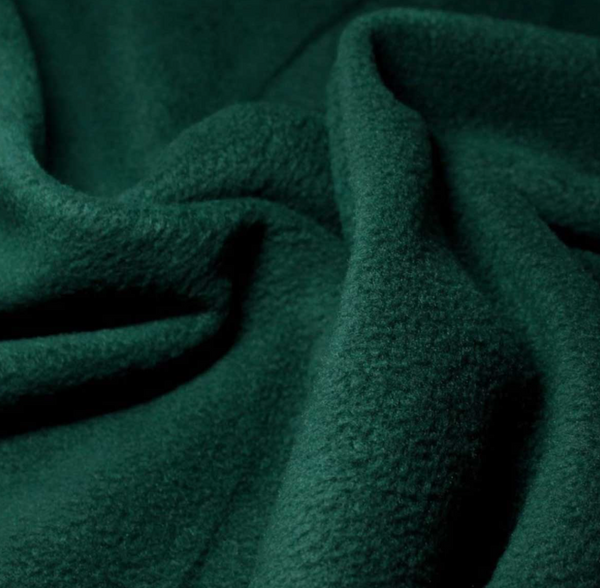 Soft Polar Fleece - Bottle Green