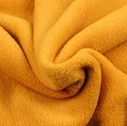 Soft Polar Fleece - Mustard