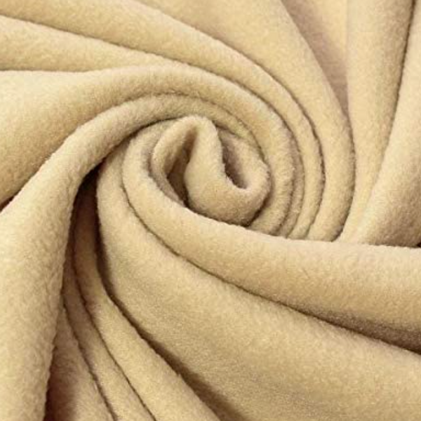 Soft Polar Fleece - Stone