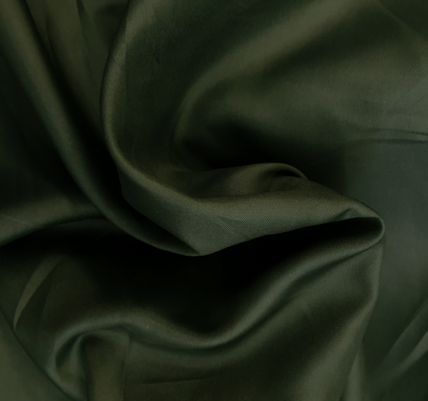Dress Lining - Racing Green