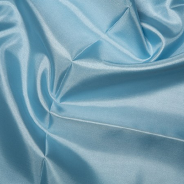 Habotai Lining - Powder Blue
