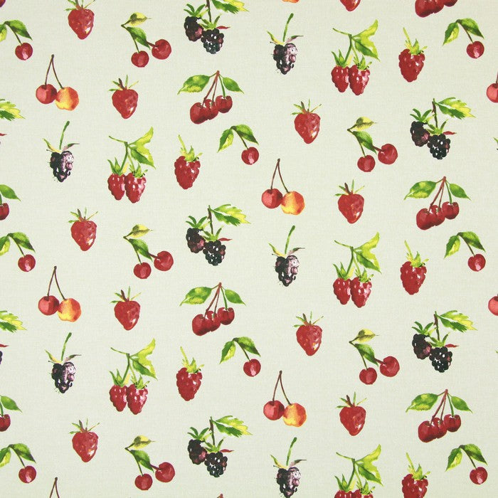 Summer Berries - Linen