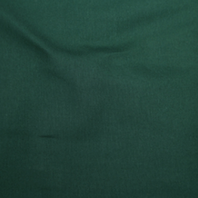 Cotton Dyed Drill - Bottle Green