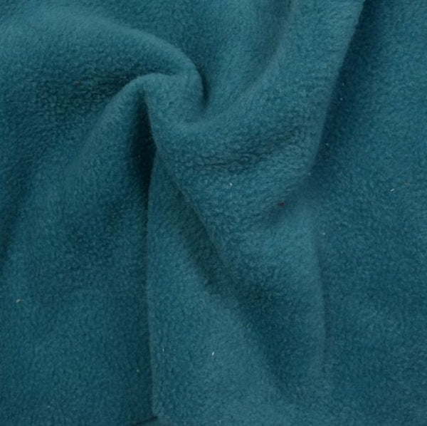 Soft Polar Fleece - Teal