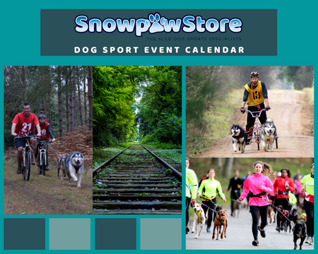 Upcoming Dog Sport Events
