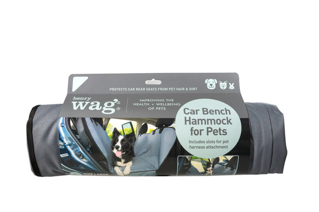 Car Bench Hammock (Henry Wag)