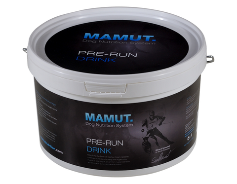 Mamut Dog Nutrition System - Pre-Drink Drink