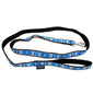 6ft Dog Lead - Reflective Blue