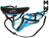 ManMat Canicross and Skijoring Belt with leg loops for Children - Limited Edition Colours