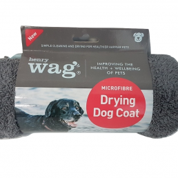 Drying Dog Coat (Henry Wag)