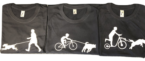 Dog Sports T-Shirt (Pawtrekker)