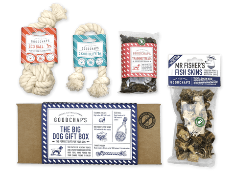 The Big Dog Gift Box (Goodchaps)