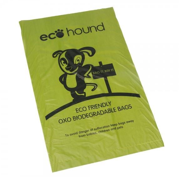 Eco Friendly Poo Bags and Dispensers (Eco Hound)