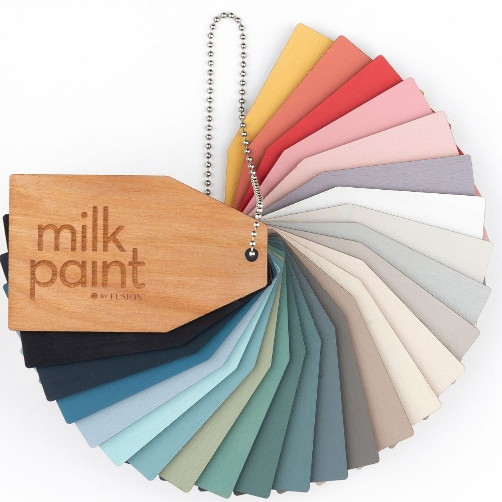 Milk Paint by Fusion