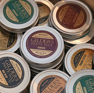 New Product in stock - Gilders Paste Wax!