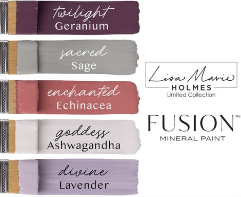 Fusion's Lisa Marie Holmes Collection