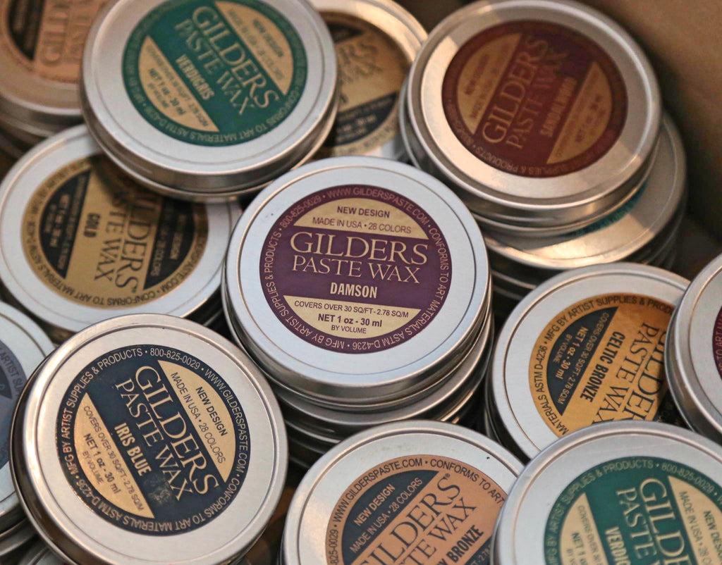 Gilders Paste Wax by Artist Supplies & Products