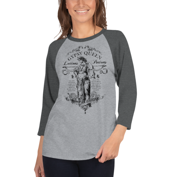 IOD Gypsy Queen T-Shirt @ The Painted Heirloom