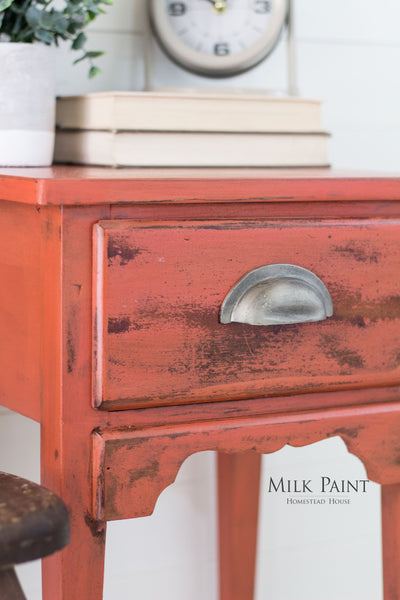 Spice Homestead House Milk Paint