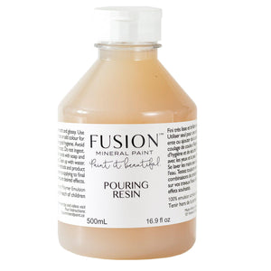 Pouring Resin by Fusion Mineral Paint