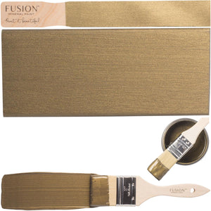 Fusion Mineral Paint Bronze Metallic @ The Painted Heirloom