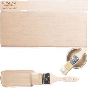 Fusion Mineral Paint Champagne Gold Metallic @ The Painted Heirloom