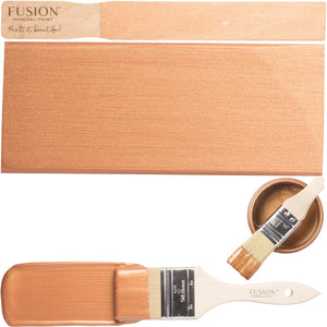 Fusion Mineral Paint Copper Metallic @ The Painted Heirloom