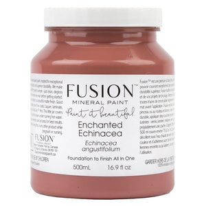 Enchanted Echinacea Fusion Mineral Paint Pint - 500mL Bottle @ The Painted Heirloom