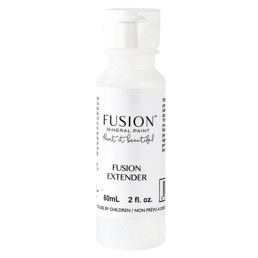 Fusion Mineral Paint Extender @ The Painted Heirloom