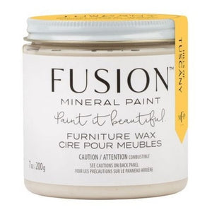 Fusion Fields of Tuscany Scented Clear Furniture Wax