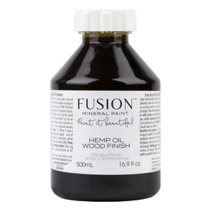 Buy Fusion Mineral Paint Hemp Oil Wood Finish @ The Painted Heirloom