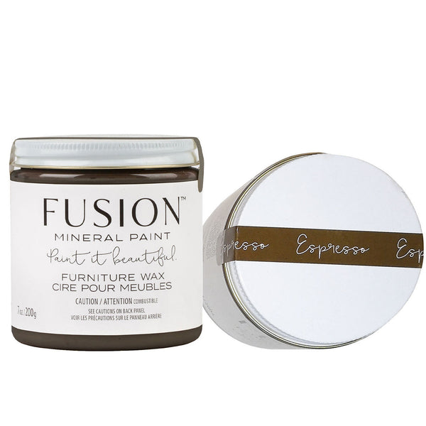 Espresso Furniture Wax by Fusion Mineral Paint