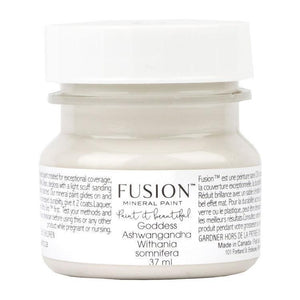 Goddess Ashwagandha Fusion Mineral Paint 1.25 oz - 37mL Tester Bottle @ The Painted Heirloom