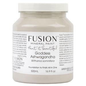 Fusion Mineral Paint Goddess Ashwagandha @ The Painted Heirloom