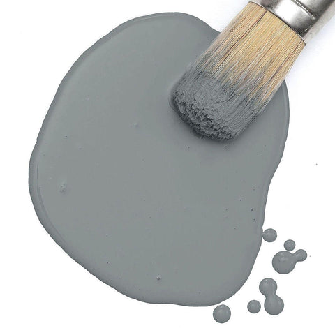 Gotham Grey Milk Paint by Fusion