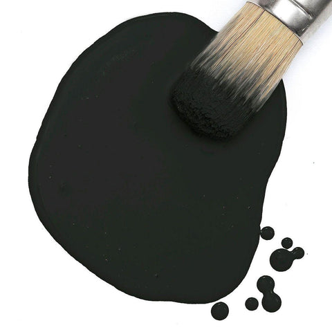 Little Black Dress Milk Paint by Fusion