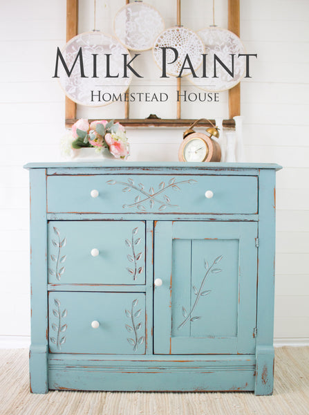 Loyalist Milk Paint by Homestead House @ The Painted Heirloom