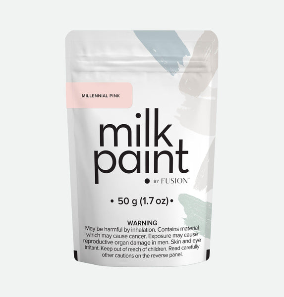 Millennial Pink Milk Paint by Fusion
