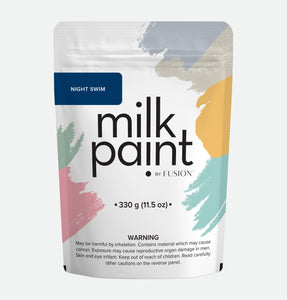 Night Swim Milk Paint by Fusion