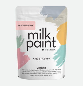 Palm Springs Pink Milk Paint by Fusion