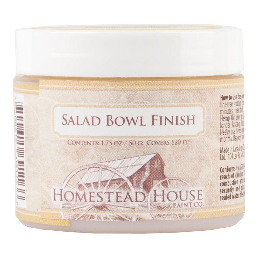 Fusion Mineral Paint Salad Bowl Finish @ The Painted Heirloom