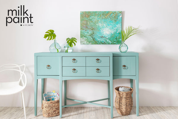 Sea Glass Milk Paint by Fusion
