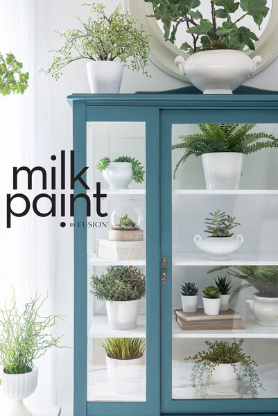 Terrarium Milk Paint by Fusion