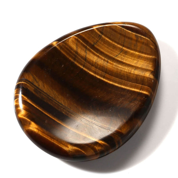 jovivi natural tiger eye stone