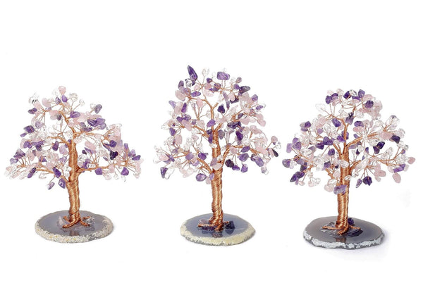 asd039502 jovivi money tree ornament feng shui decoration healing reiki crystal tree