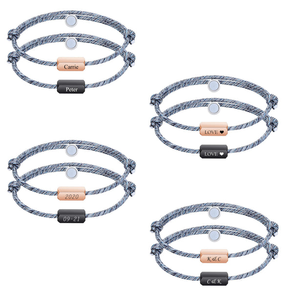 jkb028506 jovivi his and hers matching couples bracelets valentine's gift