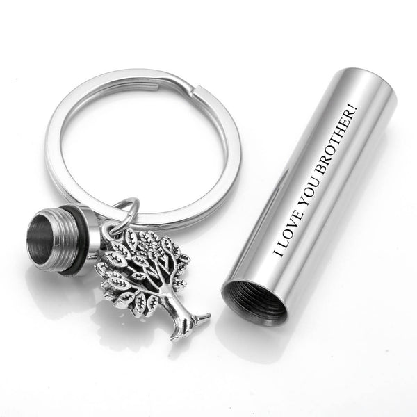 Jovivi personalized cremation keychain, can be opened, jnf006401