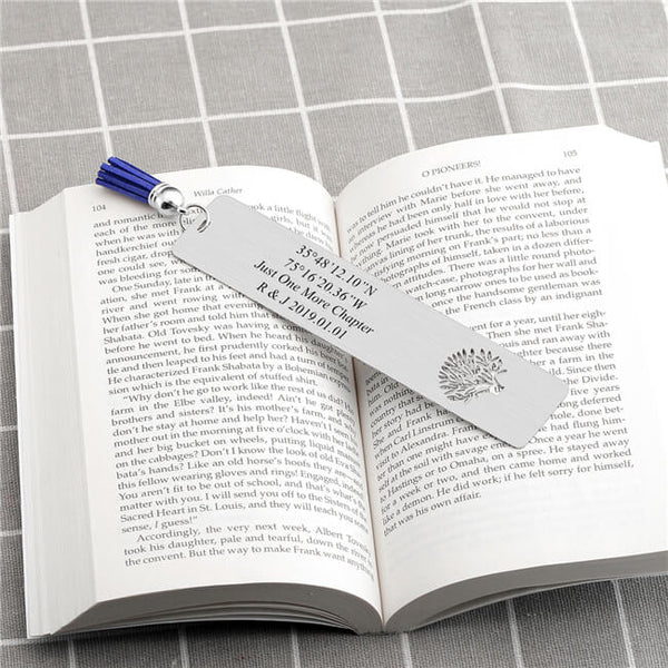 Jovivi personalize tree of life bookmark