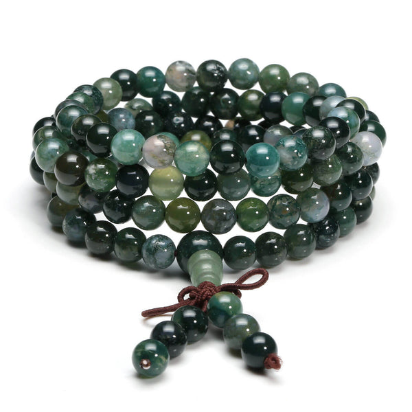 jovivi 108 beaded bracelet for yoga meditation